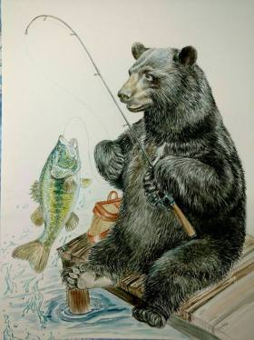 bearfishingprogress