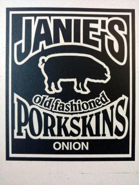 janies porkskins